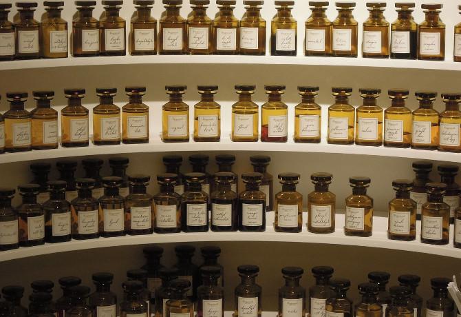 Nuty zapachowe w perfumach2